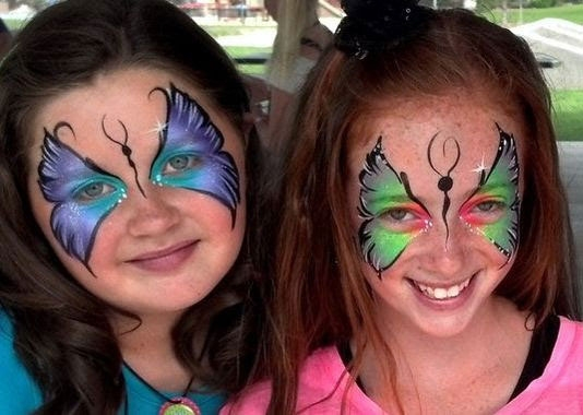 Katrina Nelson Face Painter