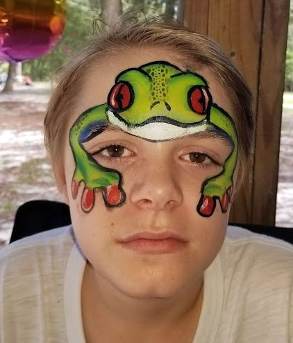 Natasha Rosato Face Painter