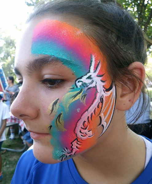 Megan Ellis Face Painter