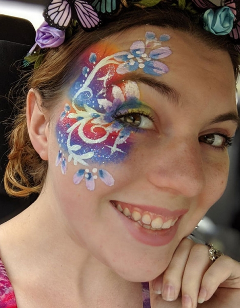 Tori Faith Face Painter