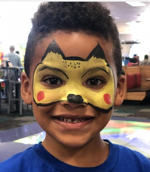 Antoinque Vinson Face Painter