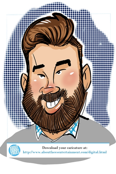 Ryan Holman Digital Caricature Artist