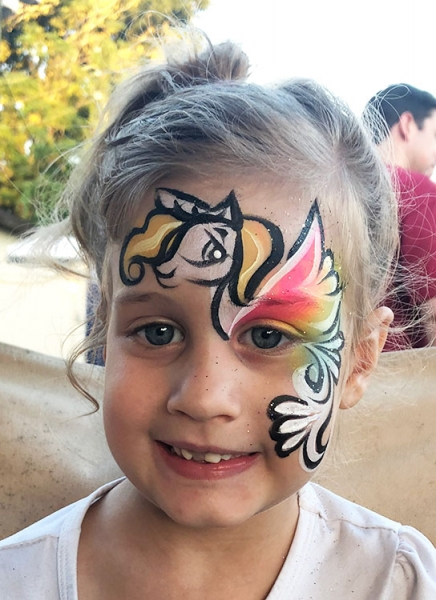 Suheily Rivera Face Painter
