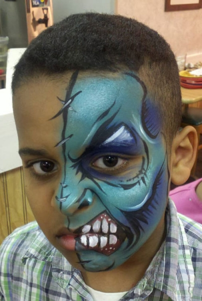 Mike Smith Face Painter