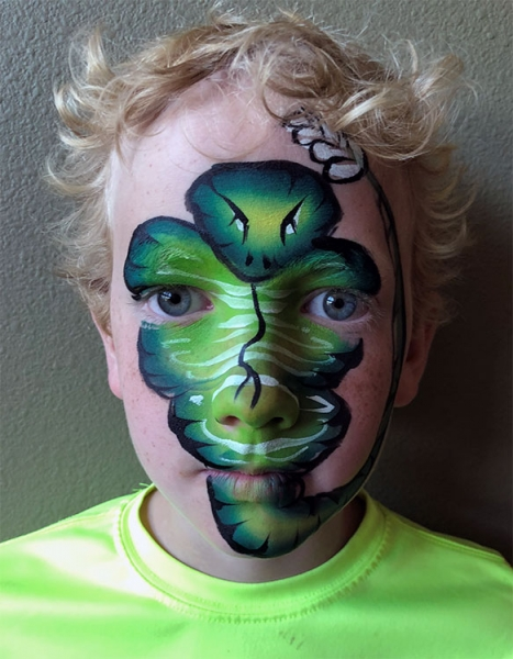 Maggie Westrick Face Painter