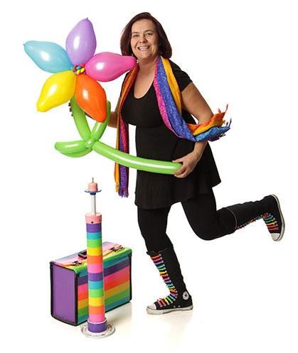 Shonna Flannigan Balloon Sculptor