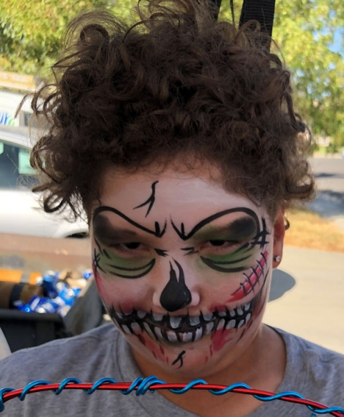 Mari Murguia Face Painter