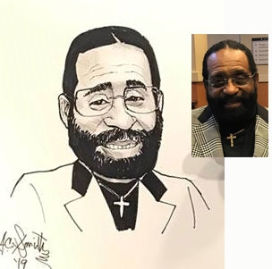 Anthony Smith Caricature Artist