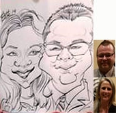 James Batts Caricature Artist