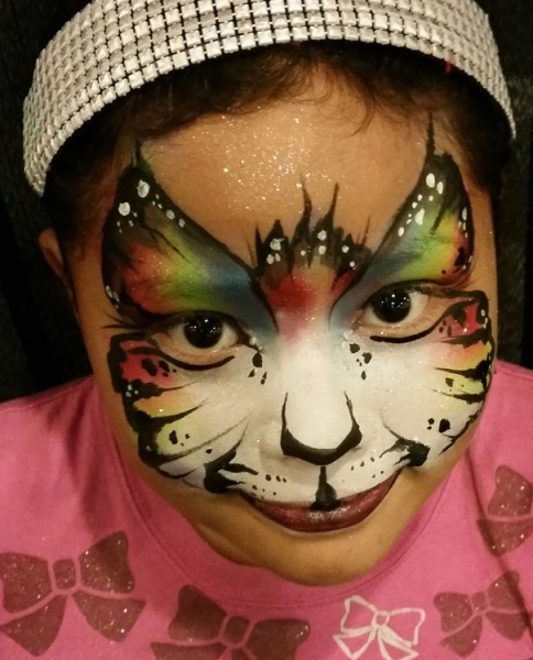 Lilly Walters Face Painter