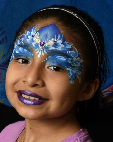 Darci McHenry Face Painter