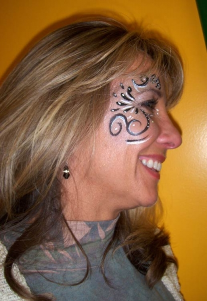 Face Painting by Angela Snyder