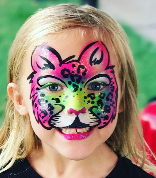 Kristy Clewis Face Painter
