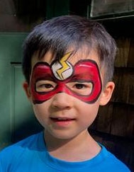 Carly Barnes Face Painter