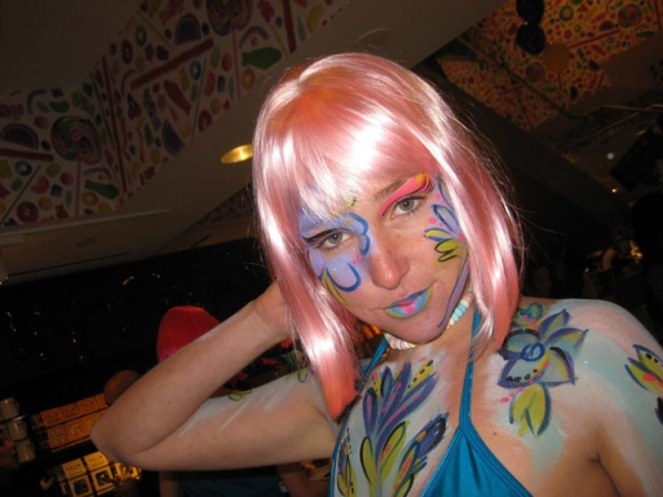Face Painting by Tudie