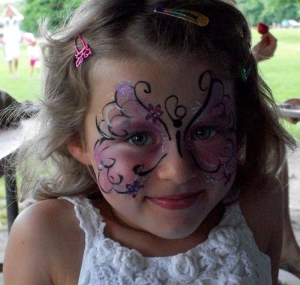 Face painting by Irene Sitoski