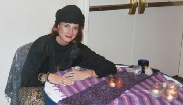 Fortune Teller Karen Carbone  -  Ready for a Guest