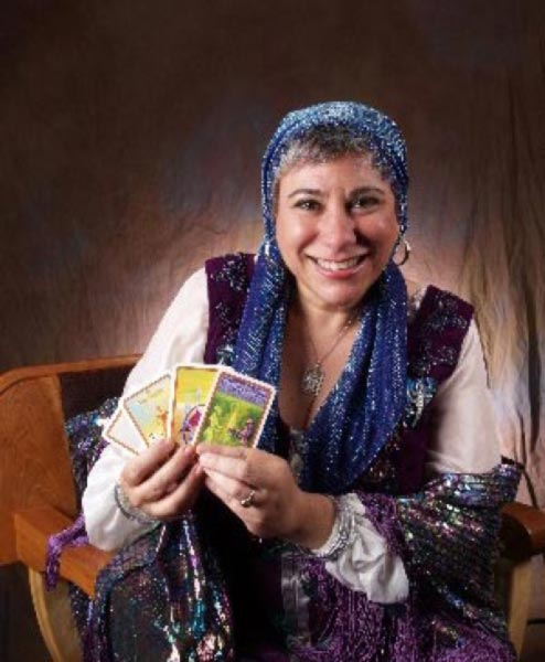 Fortune Teller  -  Barbara Meyer  - Gypsy Costume