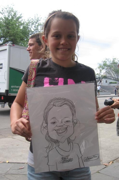 Andrew Wilkie Party Caricature
