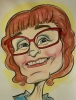 The Caricature Lady