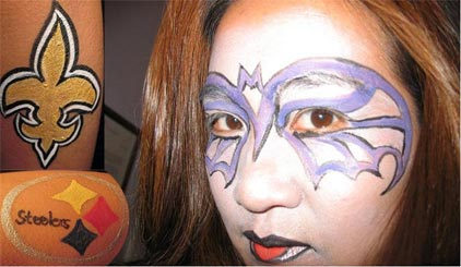 face painter christina aboyme